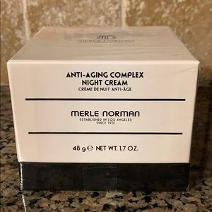 Merle Norman Anti Aging Complex Night Cream 1.7 oz